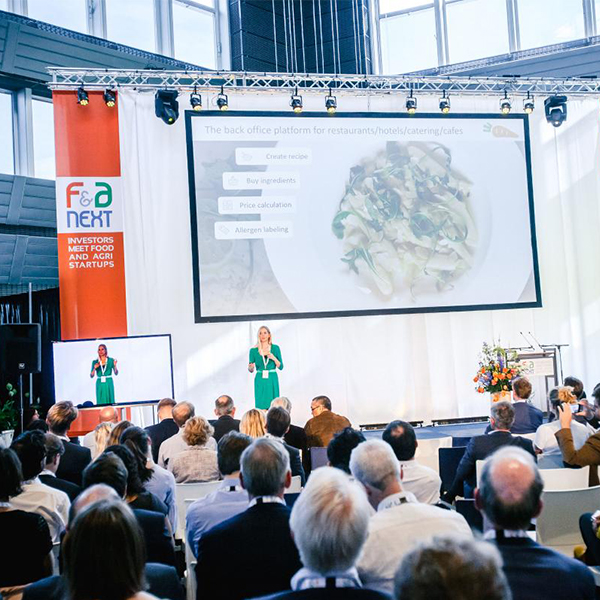 F&A Next 2018 presents; Wageningen University & Research Insights